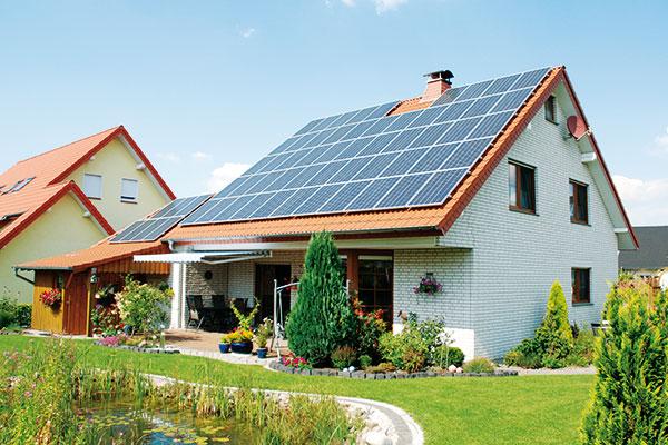 Photovoltaikanlage Borchen