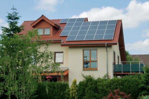 Photovoltaik Delbrück