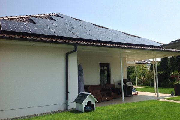 Solaranlage Verl