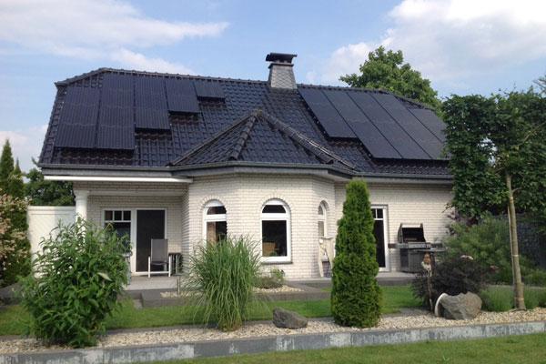Solaranlage Hövelhof
