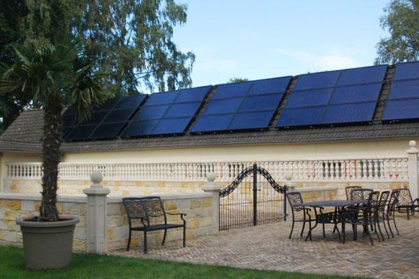 Solarthermie Hövelhof