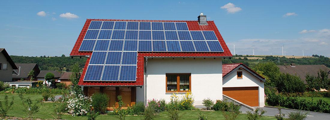 Photovoltaik-Anlage Paderborn