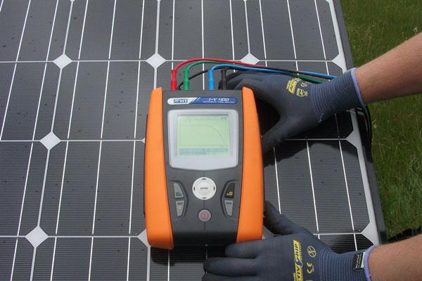 Wartung Photovoltaik-Anlage Hövelhof
