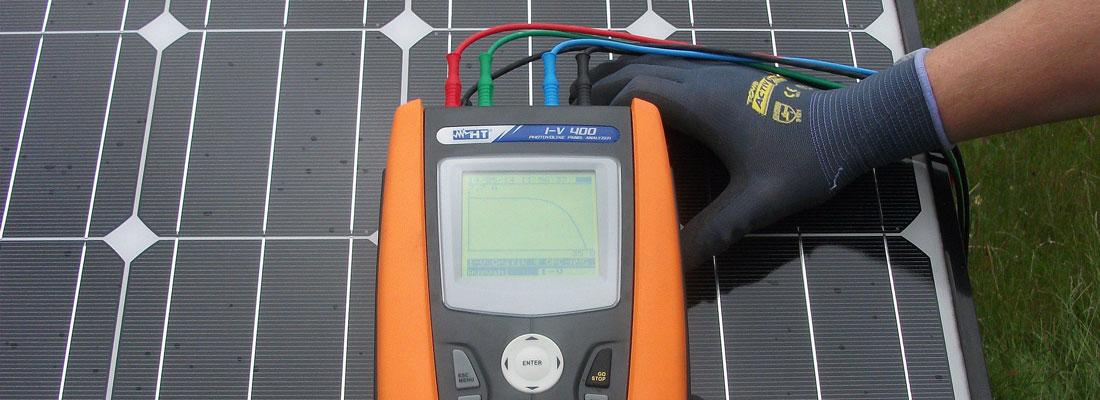 Wartung Photovoltaik-Anlage Paderborn