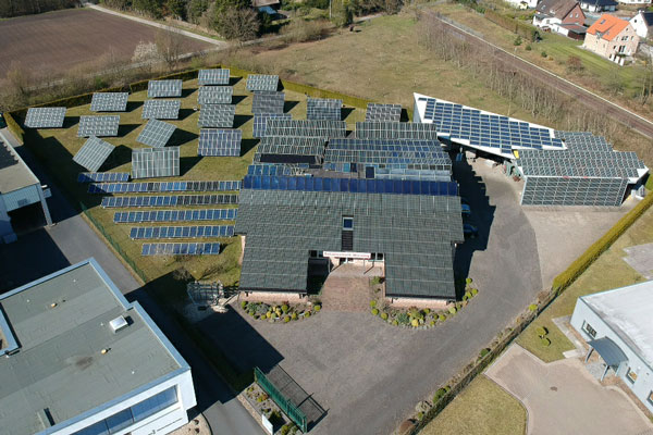 Wiesing Solartechnik in Hövelhof